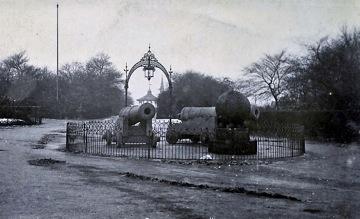 Crimean War Cannon